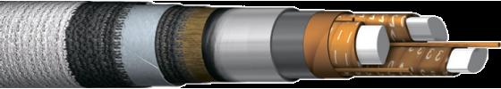 АСБ 3*240 кабель силовой в бумажно - пропитанной изоляции