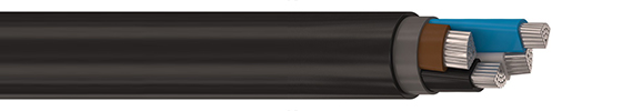 АВВГ 3*120+1*70 кабель алюминиевый