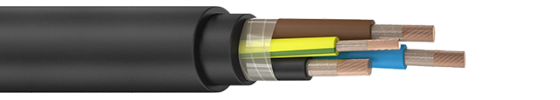 КГ 3*95+1*35 кабель изолированный