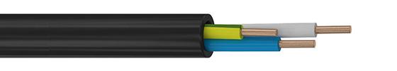 Купить ВВГнг 3*2,5 кабель медный в Алматы / в Казахстане оптом