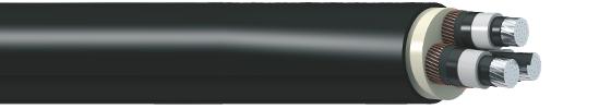 АПвПу 3*150/25-10 Кабель силовой с изоляцией из СПЭ
